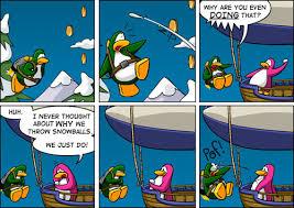 comics penguin