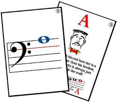 music notes for children