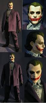 heath ledger joker toys
