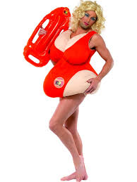 baywatch suit