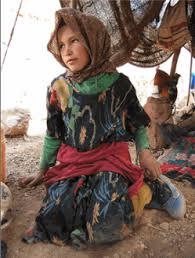 girl in morocco