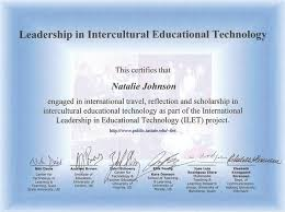 certificate for students