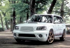 turbo forester