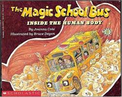 magic school bus inside the human body