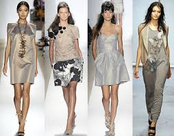 metallic fashion