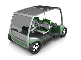 golf cart design