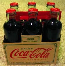 old coca cola bottles