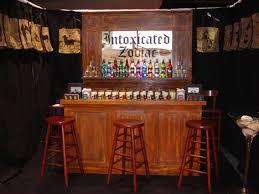 bar booth