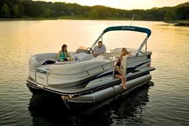 pontoon party barge