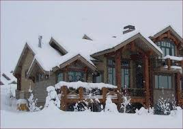 luxury ski homes