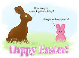 funny easter card