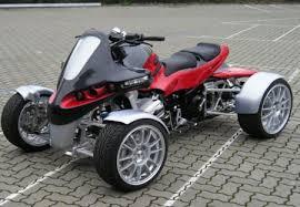 4 wheel quad