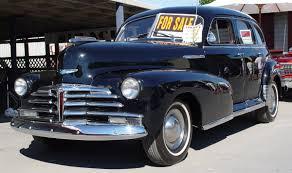 1948 chevrolet sedan