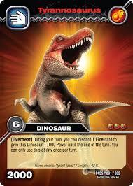 dino king cards