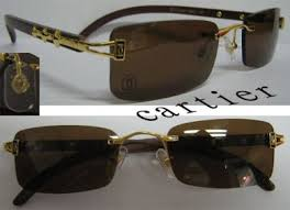 cartier shades