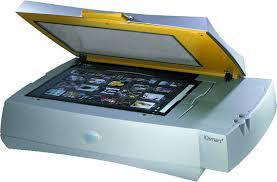 sony scanner