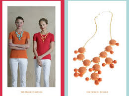 j crew bubble necklace