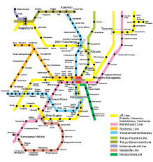 city train map