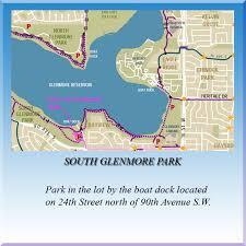 glenmore park map