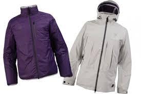 burton purple jacket
