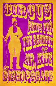 circus poster art