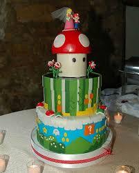 mario party cake