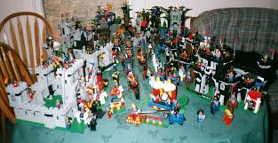 lego castle collection