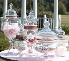 candy wedding centerpieces