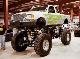 lifted ford rangers