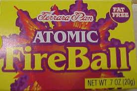 atomic fire ball candy