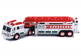 hess fire trucks