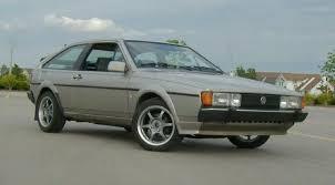 1983 volkswagen scirocco