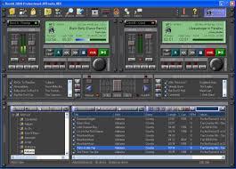 dj mixer softwares