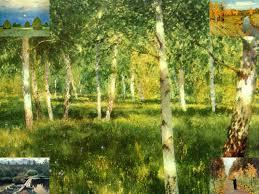 levitan paintings