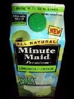 minute maid limeade