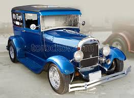 antique ford car