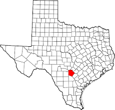 bexar county maps