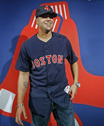 new red sox jersey