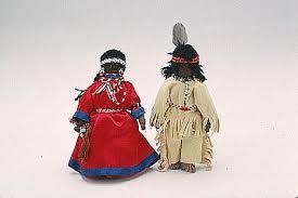 indians dolls