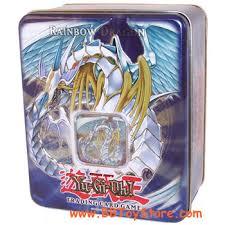 new yugioh tin