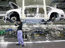 toyota car factory