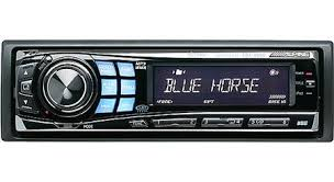 alpine auto cd player