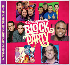 block party music