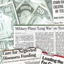 money newspaper