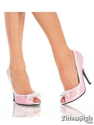 cute high heeled shoes