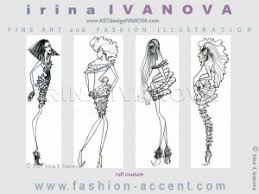 drawing fashion templates