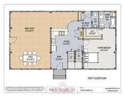 a frame home floor plans