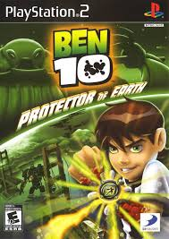 ben 10 protector of earth game