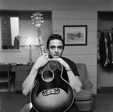 Johnny Cash has come to