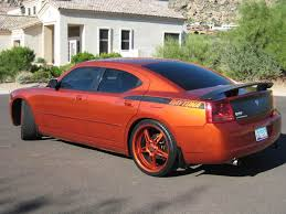 dodge charger modifications